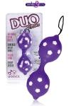 Duo balls - Des boules de Geisha simples, design et efficaces, Pour un plaisir non stop.