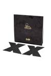 Bijoux de seins Flash Croix - Avec ces décorations permettant de cacher les mamelons, osez laisser le soutien-gorge au placard !