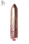 Stimulateur RO-80 Coloured Gold - mini vibro Rocks Off  RO-80mm, le meilleur ami des femmes en série limitée
