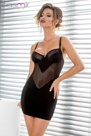 Nuisette Sissey - Une nuisette noire classe et très féminine.
