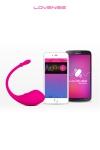 Lush Bullet Vibrator -  Lovense - Un oeuf vibrant haute qualité, contrôlé directement par votre smartphone.