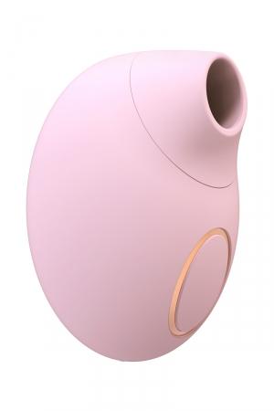 Stimulateur clitoridien sans contact seductive - rose - Stimulateur clitoridien avec technologie sans contact par ondes de pression, pour un plaisir féminin maximal.